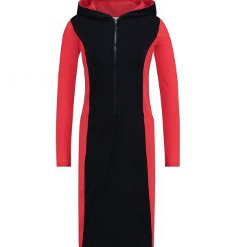 Studio Anneloes Hoody Perforated Dress