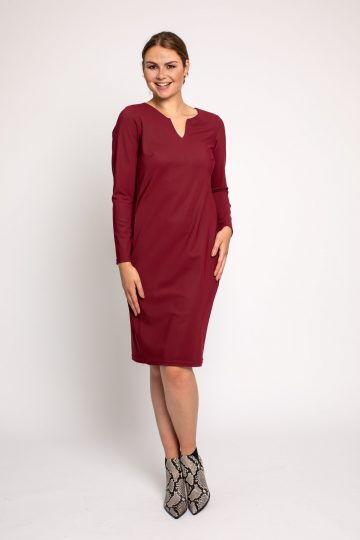 Studio Anneloes Simplicity Bonded Dress